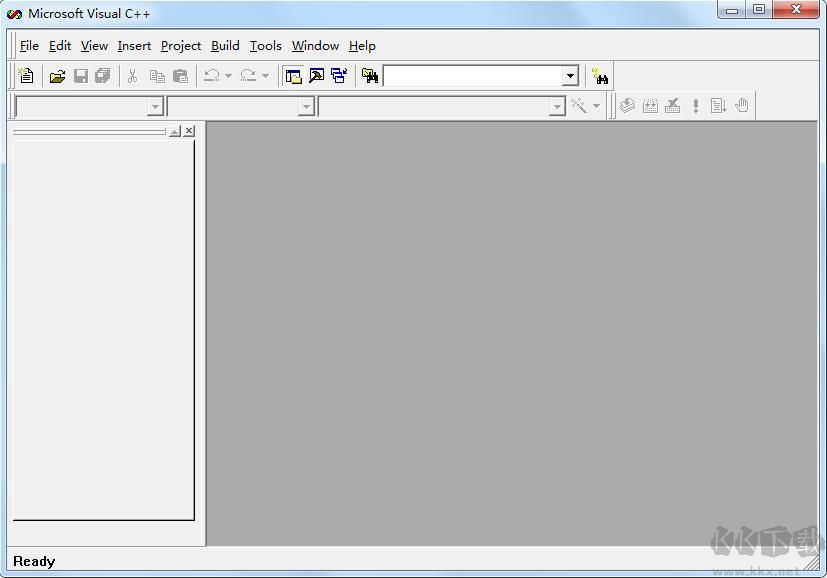Visual C++ 6.0精简版