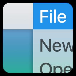MyFinder(仿mac Finder栏软件) v2.9.3绿色版