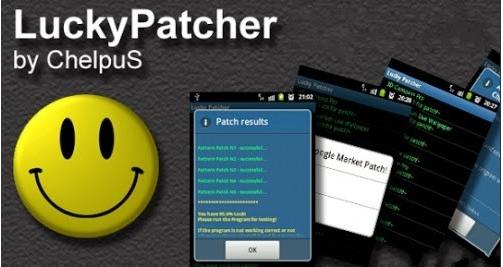 幸运破解器Lucky Patcher