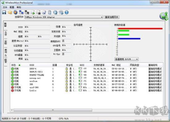 WirelessMon Pro