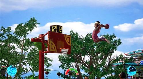 NBA2K游乐场2修改器 官网版