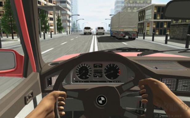 真实汽车模拟驾驶电脑版