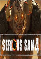 英雄萨姆4修改器 绿色版