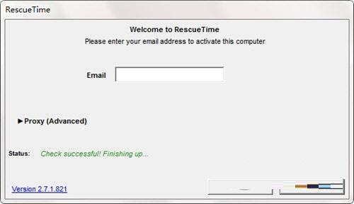 RescueTime时间记录软件