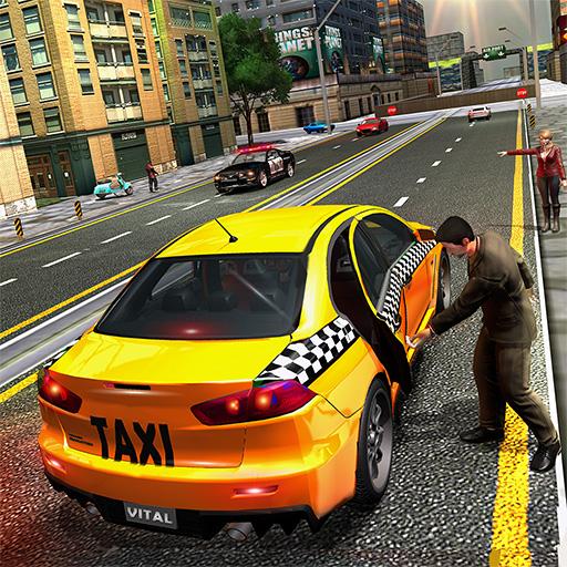 出租车模拟驾驶3D v10.0安卓版