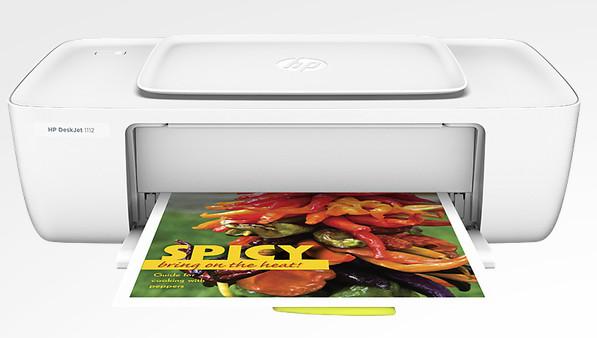 惠普deskjet1112打印机驱动