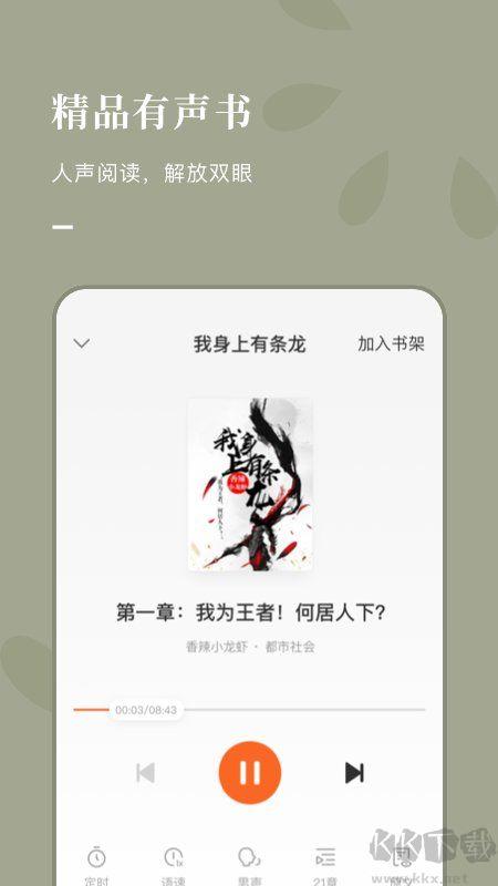 番茄小说免费会员版