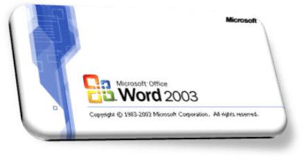 word2003官方免费版介绍