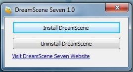 win7动态桌面功能补丁(dreamscene)