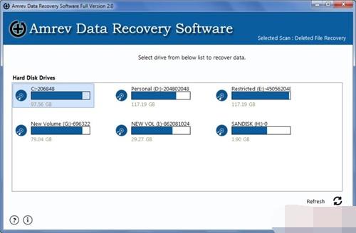 数据恢复软件免费版