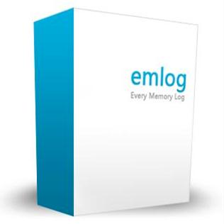 emlog个人博客建站系统 v6.0.0 官方版