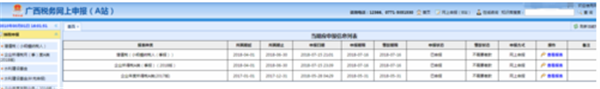 广西国税网上申报系统使用方法5