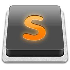 Sublime Text3 v3.3231 中文破解版