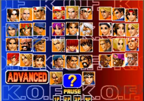 拳皇98手机版
